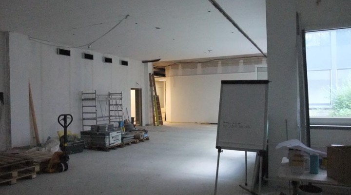 Fitnesscenter Phoenix Umbau Teil 3