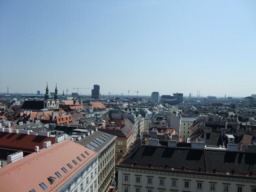Ein Wochenende in Wien 4. Tag