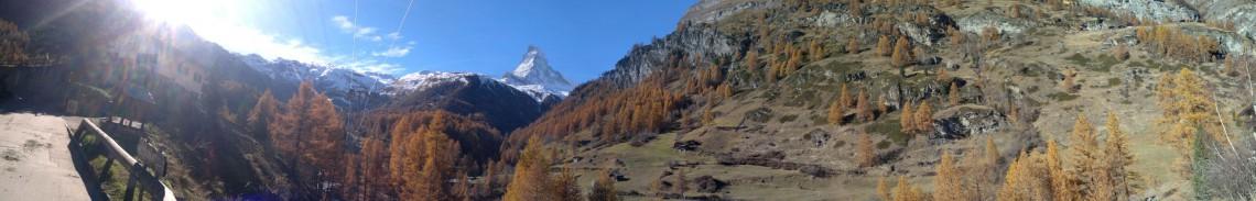 Mit der Migros Tageskarte nach Zermatt