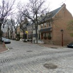 Häuser in Philadelphia