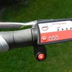 Einstellung-Elektormotor