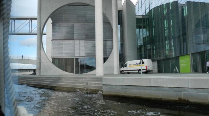Berlin – 6. Tag Schiffsrundfahrt mit Stern und Kreis