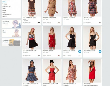 Bershka Shop jetzt online – Where is Fashion?