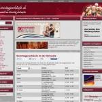 Neue Webseite – Sonntagsverkäufe.ch