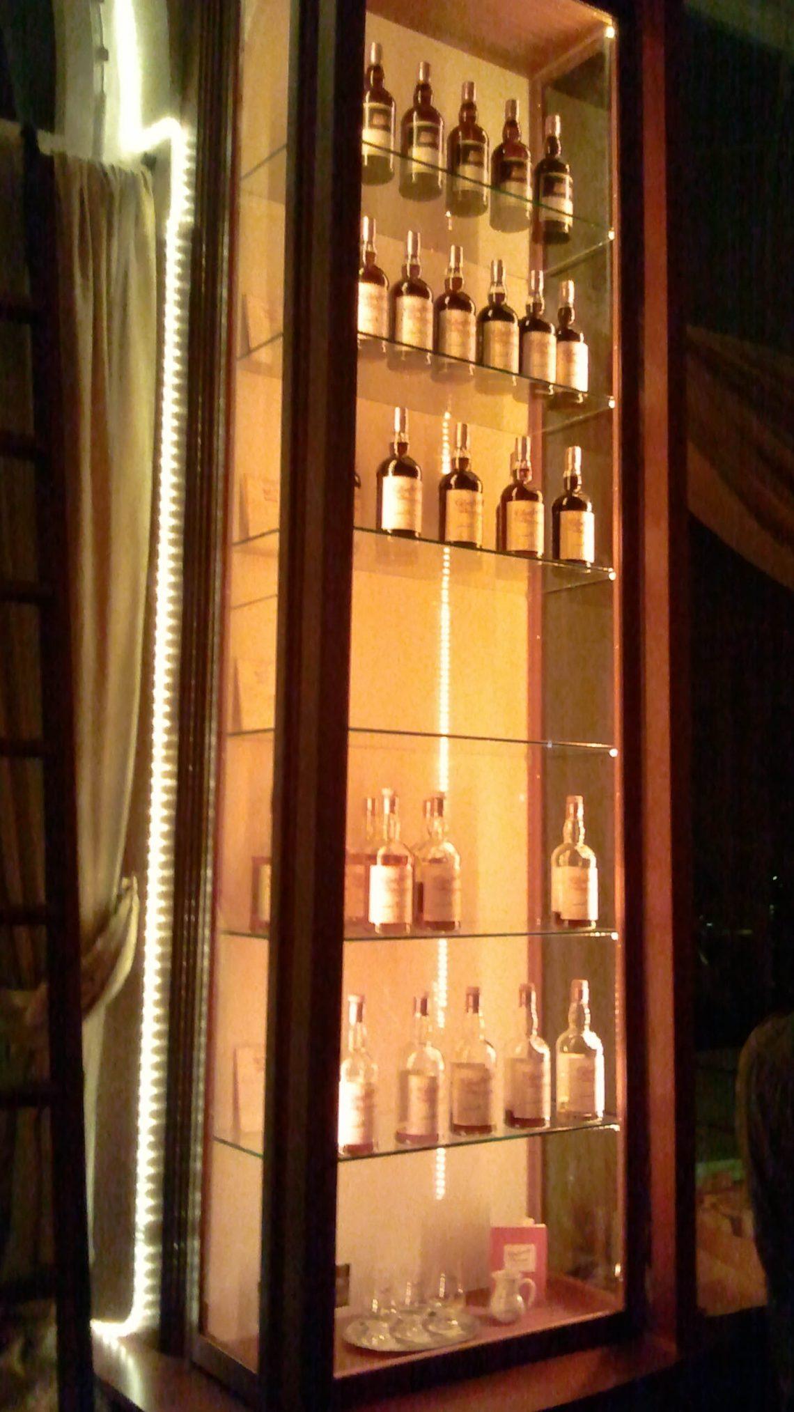Glenfarclas Whisky Zeitreise im Hotel Montana Luzern