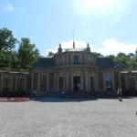 Gebäude im Schlosspark