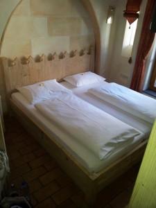 Bett Hotel Arthus