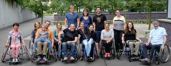 CS2 Team mit Manuel Schär
