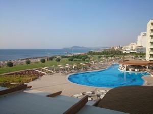 Aussicht Elysium Resort