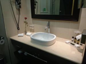 Badezimmer 2 Elysium Resort