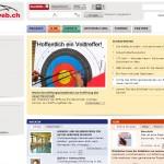 Neue überarbeitete Webseite für Senioren, Seniorweb.ch