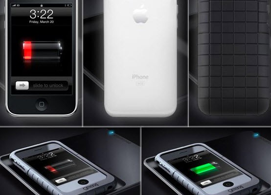 Gear4 PowerPad: iPhone kabellos aufladen