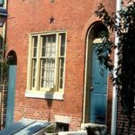 Philadelphia 1. Tag Bed and Breakfast in New Market Haus