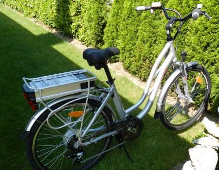 Xtra-E-Bike von der Landi