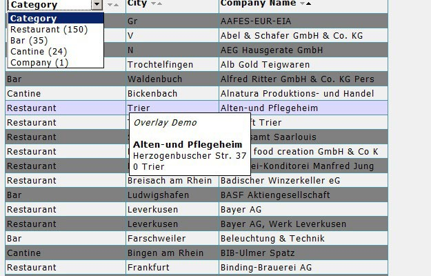 Neues Plugin Custom Tables