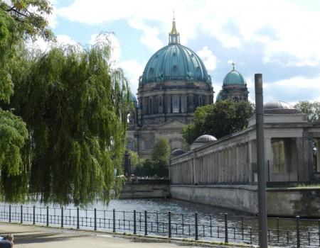 Berlin – 4. Tag Märkte und Rudern
