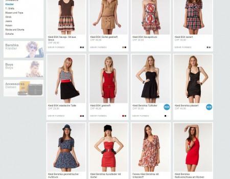 Bershka Shop jetzt online – Where is Fashion?