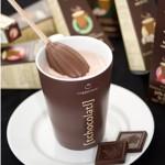 Schokolade am Stiel – Heisse Schokolade von Coppeneur tchocolat