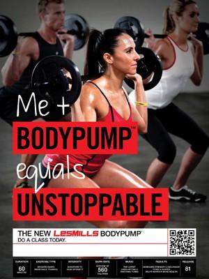 BodyPump 81 Tracklist