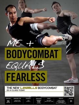 BodyCombat 51 Tracklist
