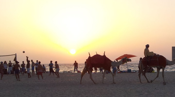 Ferien in Dubai – Hilton Dubai Jumeirah Resort
