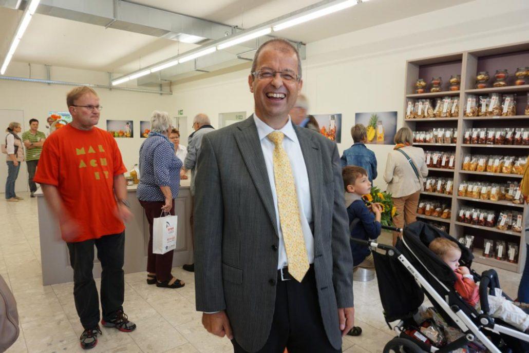 Roland Meier Arwo Stiftung Fislisbach