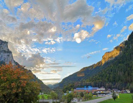 Auszeit im Hotel Krone Au – Bregenzerwald – September 2018