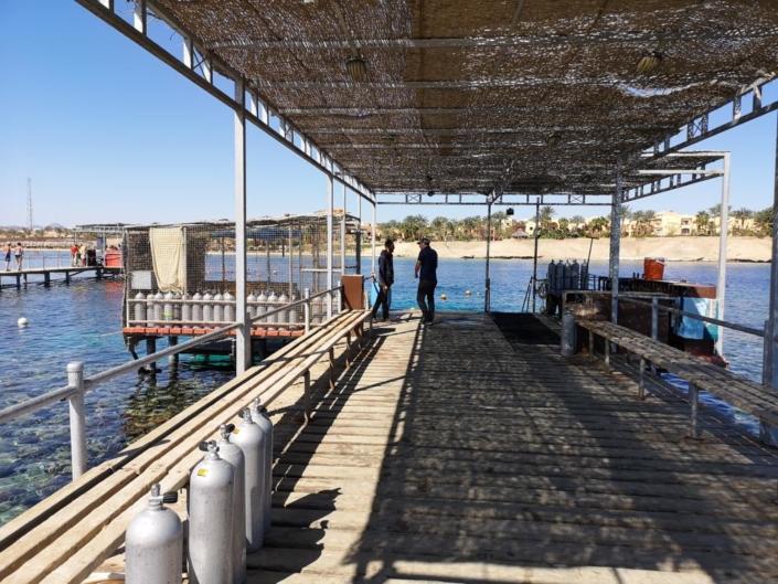 Tauchferien Aegypten 2019-Jaz Lamaya-Tauchschule-5